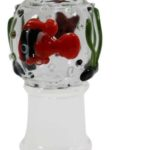 EMPIRE UNDER THE SEA CUSTOM MADE OIL DOME GLASS BOWL 14 n 19 mm Female