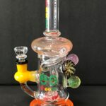 10in Cheech Recycler orange 3