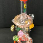 10in Cheech Recycler orange 4